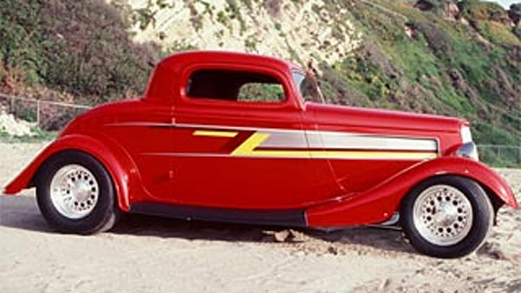 Billy Gibbons's '32 Ford Coupe