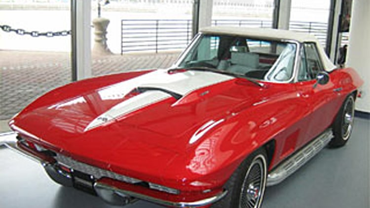 Roy Orbison's Chevrolet Corvette