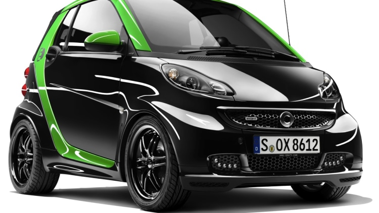 Smart Brabus Electric ForTwo