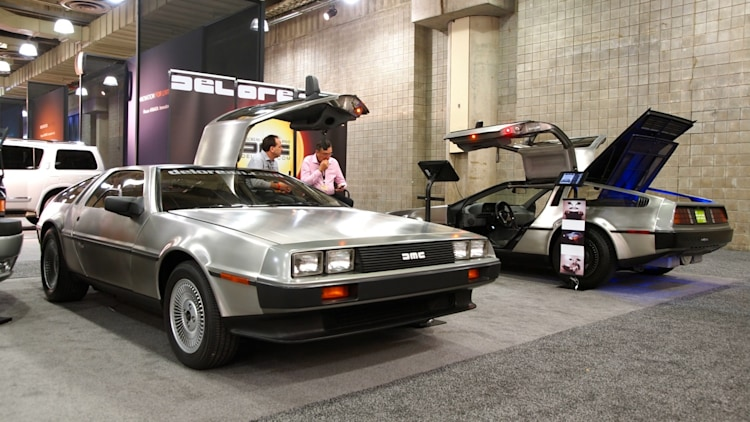 Delorean Electric: New York 2012