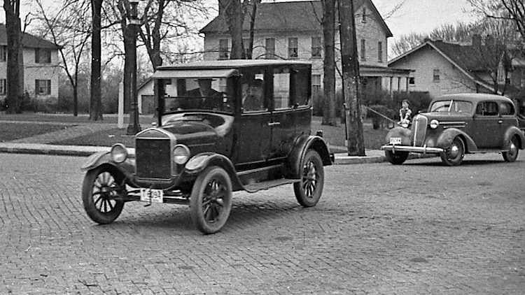 8. Ford Model T
