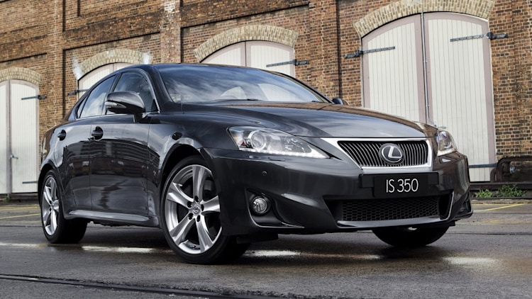 9. Lexus IS