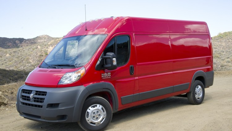 2014 ram promaster 2500 - Dodge Ram 2500 2014 Red