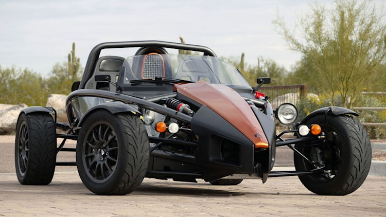 Chris Paukert (Executive Editor, Autoblog): Ariel Atom 3