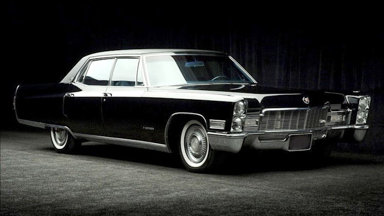 Pete Bigelow (Associate Editor, AOL Autos): 1968 Cadillac Fleetwood