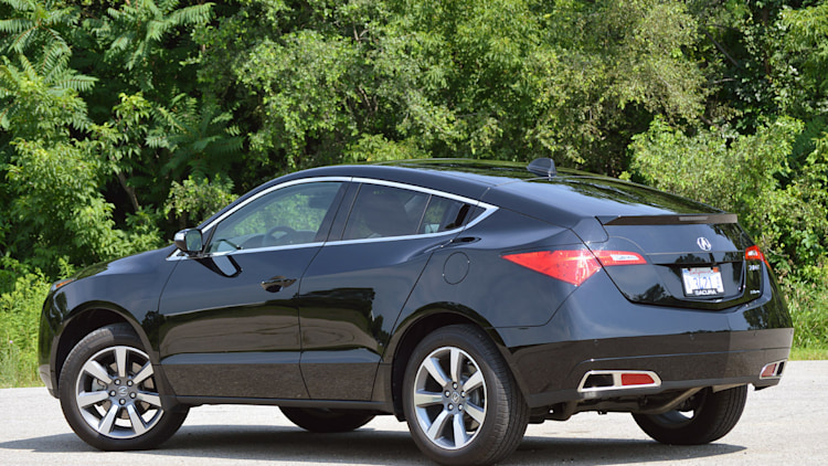 2013 Acura ZDX: Review Photo Gallery - Autoblog