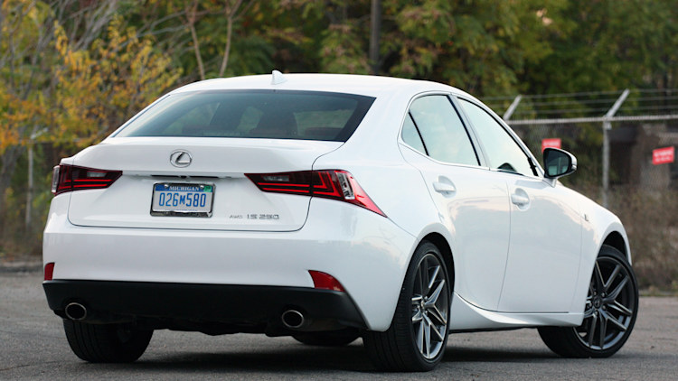 2014 lexus is 250 awd f sport quick spin photo gallery autoblog. Black Bedroom Furniture Sets. Home Design Ideas