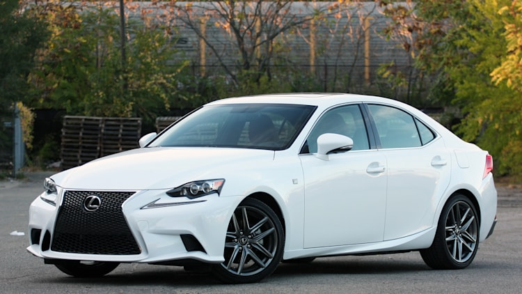 2014 lexus is 250 awd f sport autoblog. Black Bedroom Furniture Sets. Home Design Ideas