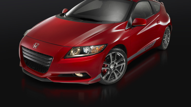 Honda Cr Z Gets Much Needed Supercharger Autoblog