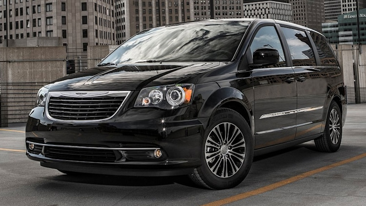 2. Chrysler Town & Country