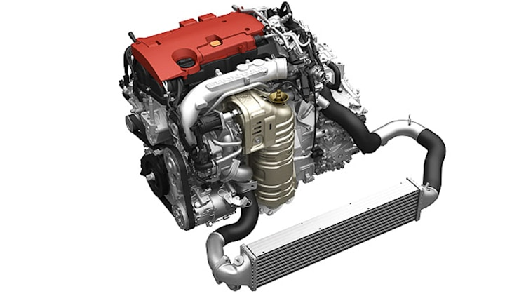 honda reveals   turbo vtec engines including civic type   autoblog
