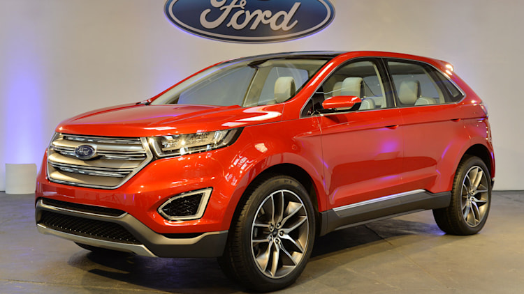 Ford Utility Vehicles Ford Says Utility Vehicles Are