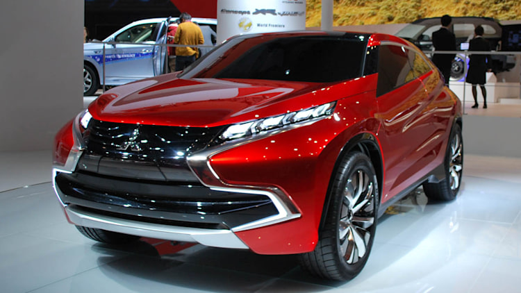 Mitsubishi XR-PHEV Concept is a chronicle of an Outlander Sport foretold [w/video] - Autoblog