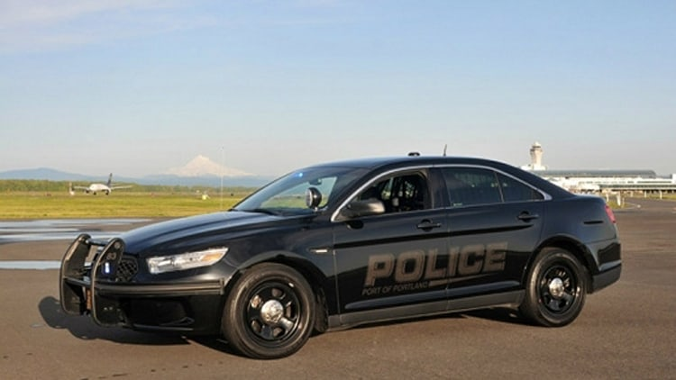 ford police interceptor with 2 0l ecoboost rated most fuel efficient. Cars Review. Best American Auto & Cars Review