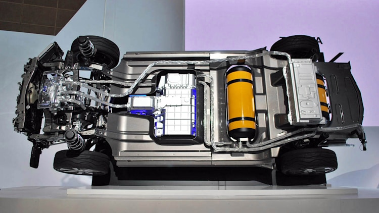 What Is A Hydrogen Fuel Cell Vehicle?