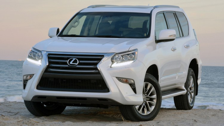 Lexus GX and LX future may be in doubt - Autoblog
