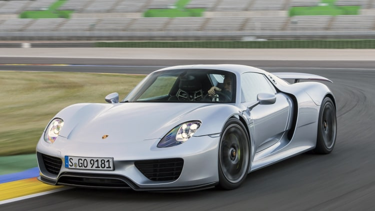 2015 porsche 918 spyder first drive photo gallery autoblog - Porsche 918 Spyder 2015