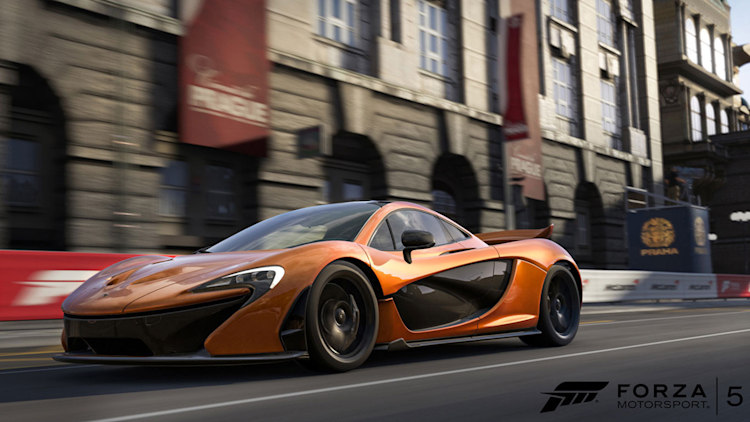 Forza Motorsport 5 video game