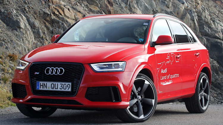 Audi RS Q3 in San Diego » Good Cars in Your City