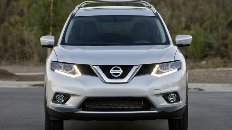 Nissan Rogue Transmission Recall U003eu003e Nissan Recalling 34k Rogues For Sliding  Out Of Park
