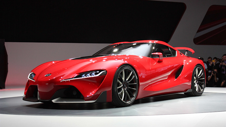 Final decision on ToyotaBMW sports car due by year end  Autoblog
