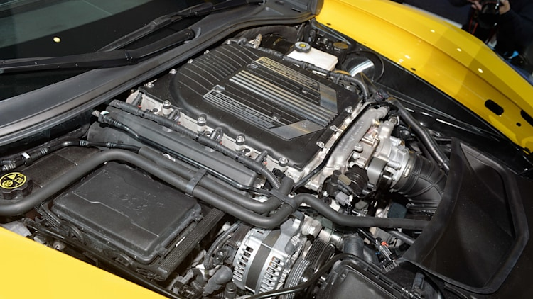 2015 Chevy Corvette Z06 Is Most Powerful Production Gm Car