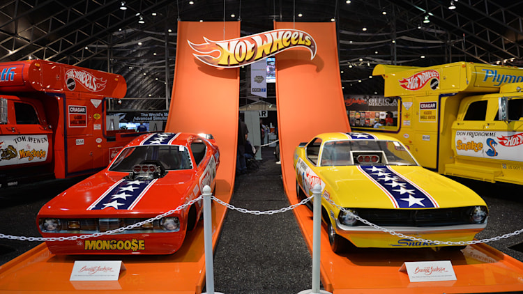 Barrett-Jackson 2014: Snake and Mongoose lot fizzles, then sells ...