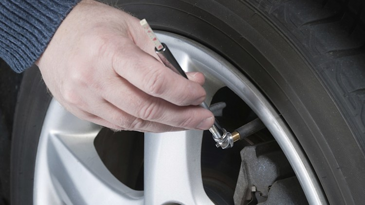 Check Your Tire Pressure