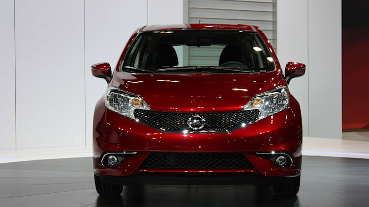 2014 Nissan Versa Note Review Aol
