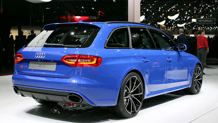 Audi Rs4 Avant Nogaro Selection Puts A Fresh Face On Old