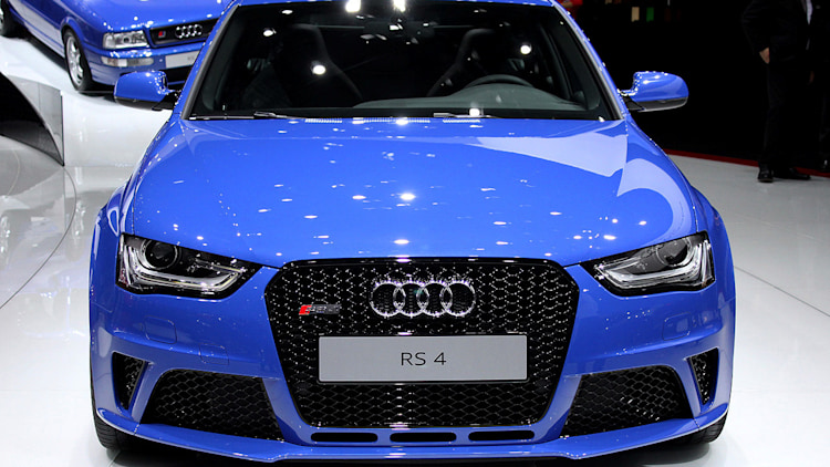 Next Audi RS4 to get an electric turbo? - Autoblog