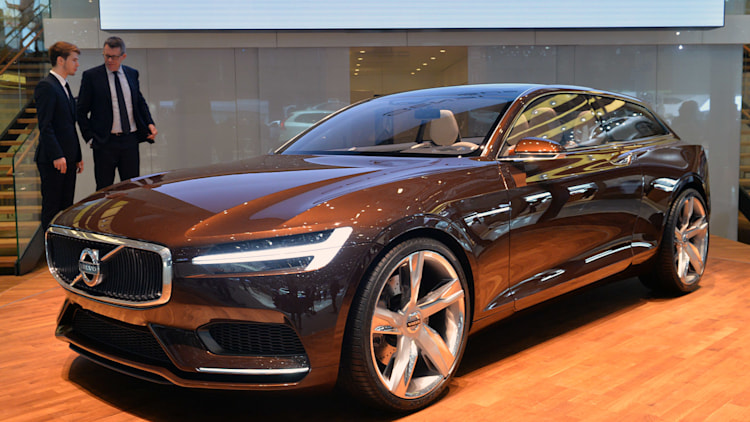 Volvo C90 Coupe >> Volvo Concept Estate to spawn V90 luxury wagon, joining CUV and coupe - Autoblog