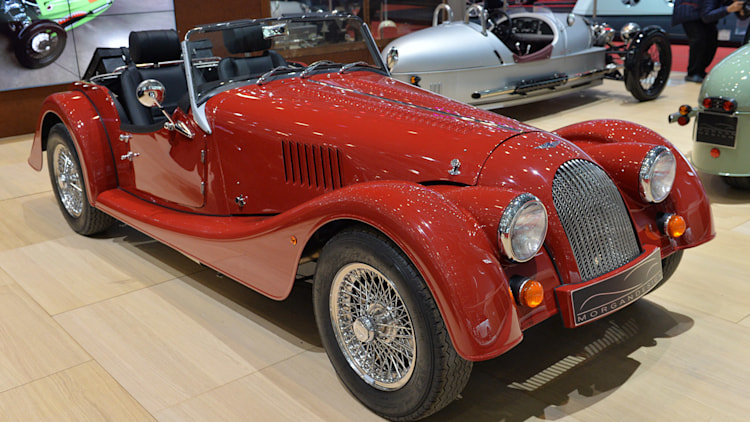 Lyft Plus Cars >> 2014 Morgan Plus 4 is slightly less behind the times... but no less charming - Autoblog