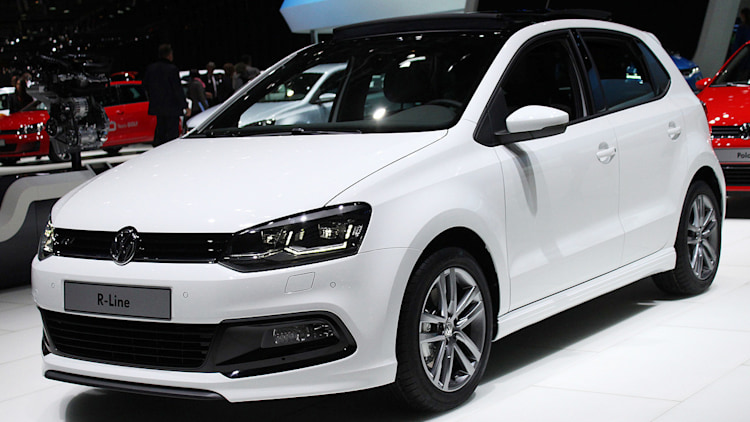 volkswagen polo tsi r line geneva 2014 photo gallery autoblog. Black Bedroom Furniture Sets. Home Design Ideas