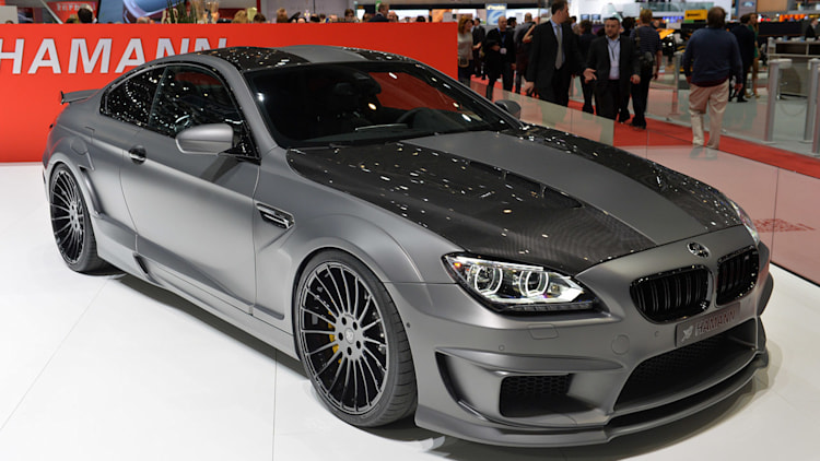 Hamann Bmw M6 Mirror Can Now Cash The Checks Its Body
