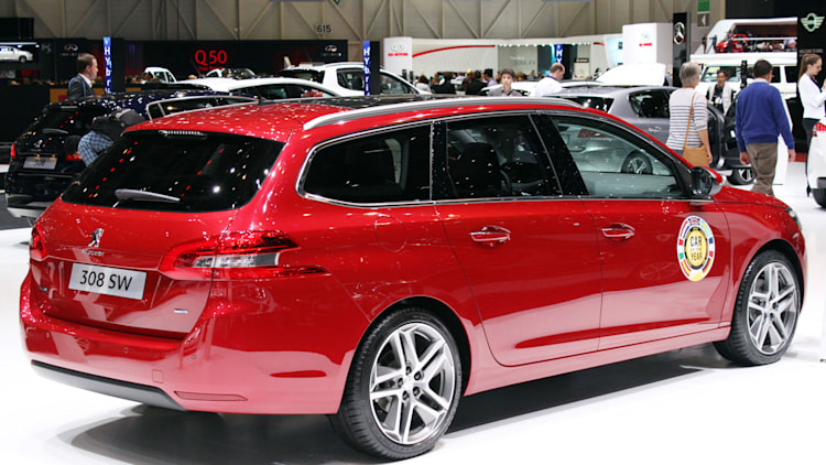 peugeot 308 sw is the kind of small wagon that 39 s tough to come by in america autoblog. Black Bedroom Furniture Sets. Home Design Ideas