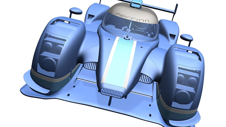 How you can be part of an open-source Le Mans racer - Autoblog
