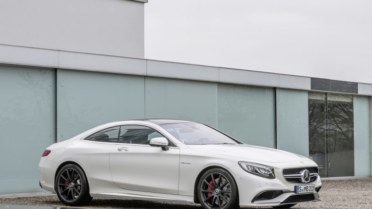mercedes to roll out s65 amg coupe in july update autoblog. Black Bedroom Furniture Sets. Home Design Ideas