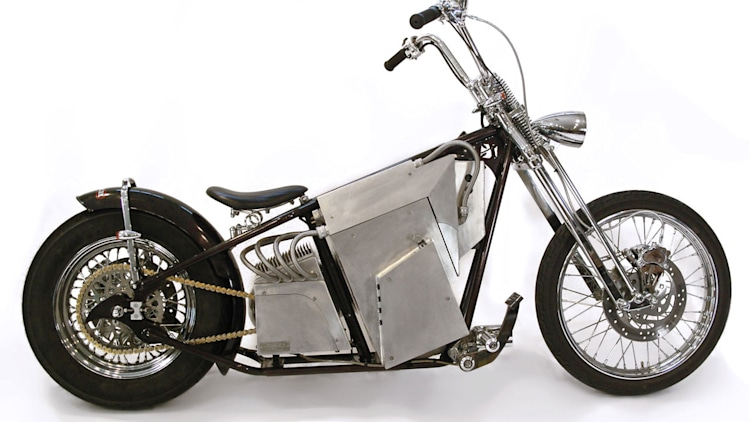 Works Electric gets to the chopper, offers custom motorcycles [w/video ...