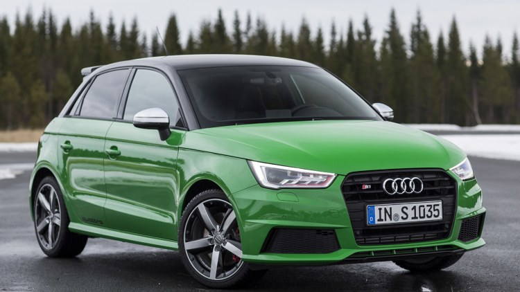 2014 Audi S1 Quattro W Video Autoblog