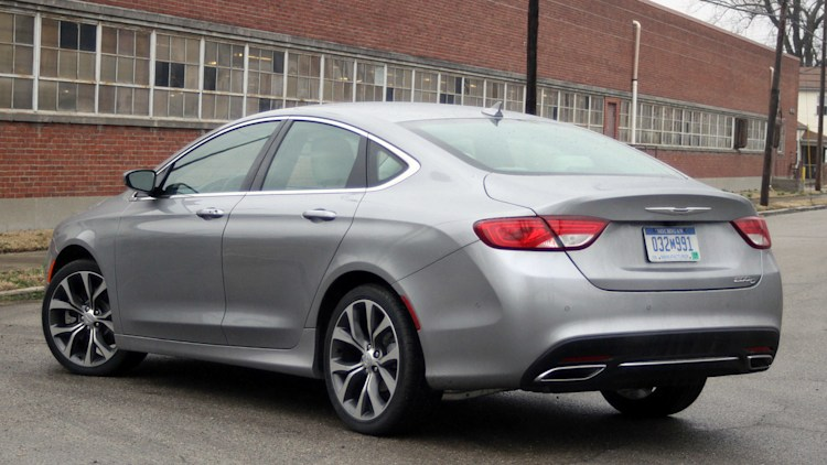 2015 Chrysler 200 First Drive Photo Gallery  Autoblog