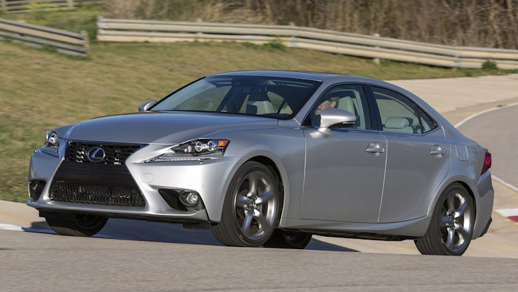Upscale Sedan: Lexus IS 250