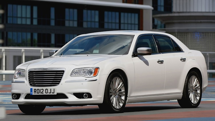 Large Car: Chrysler 300C
