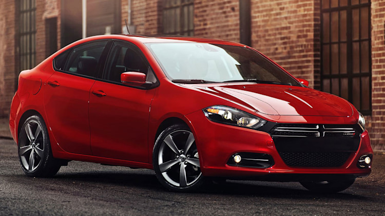 Compact Car: Dodge Dart