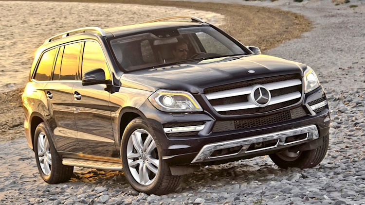 Midsize/Large SUV: Mercedes-Benz GL350 BlueTec