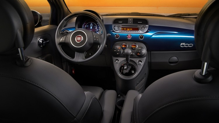 2015 Fiat 500 Interior Upgrades Photo Gallery Autoblog