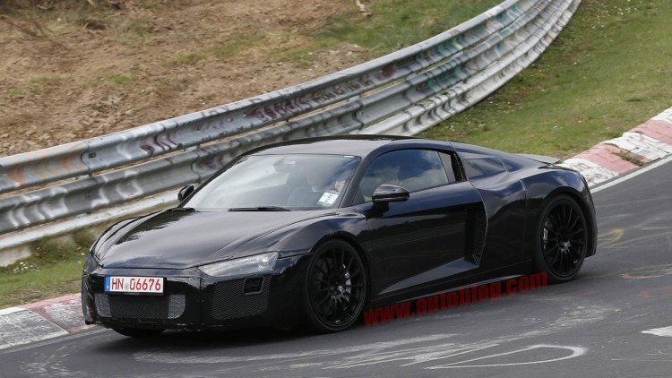 Next Audi R8 To Share Hybrid Tech With Lamborghini