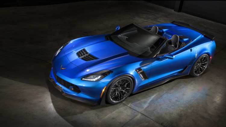 2015 Chevy Corvette Z06 price and power compared against rivals