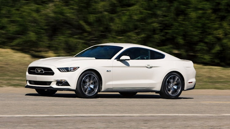 Dealers price gouging Ford Mustang 50th Anniversary Edition by up
