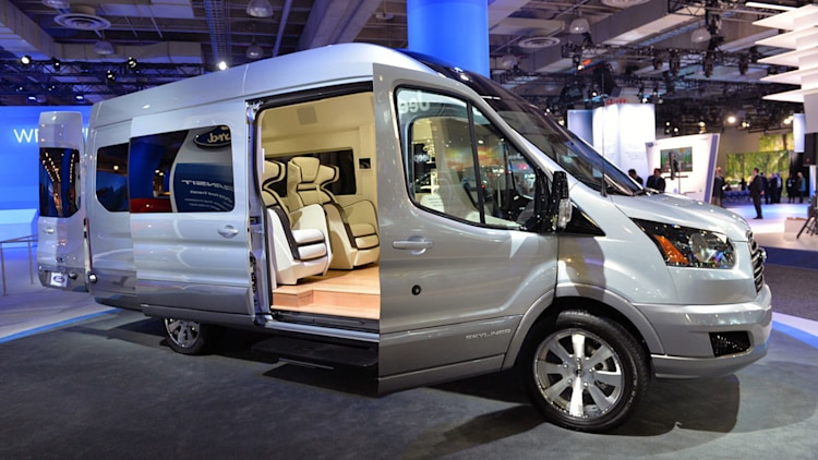 Best - Ford Transit Connect Skyline Edition